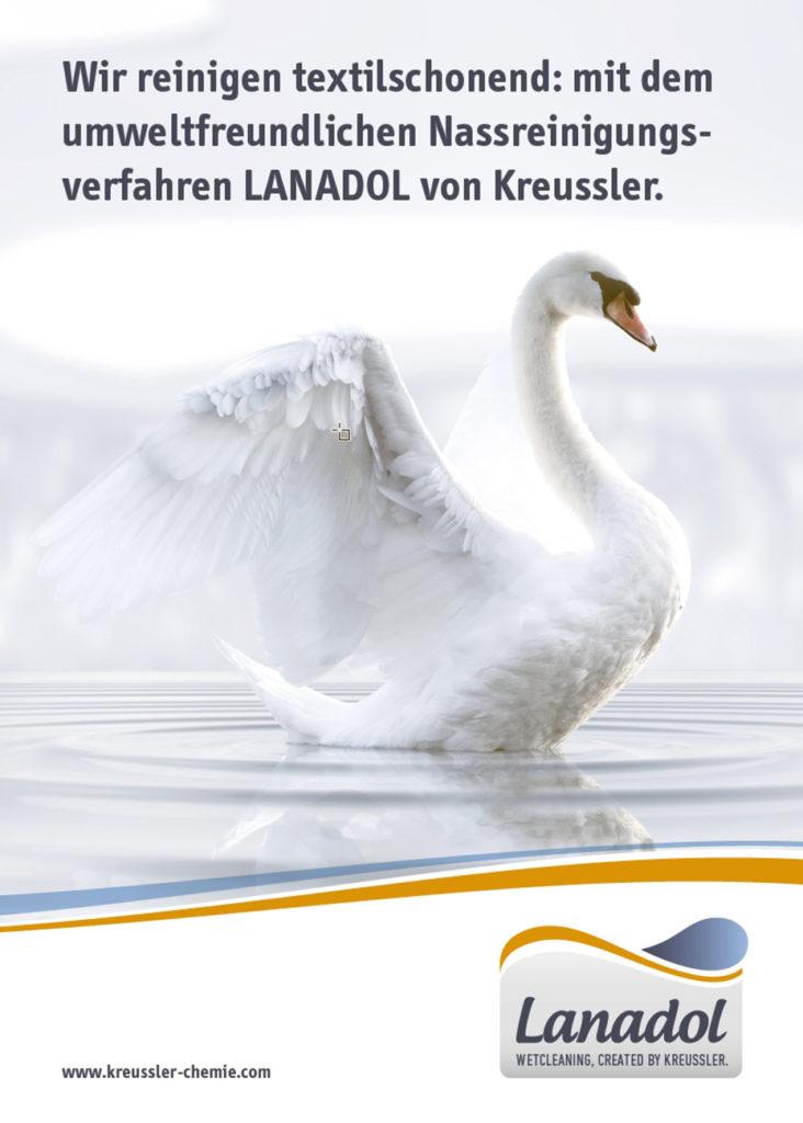 Lanadol - ein textilschonendes und umweltfreundliches Nassreinigungsverfahren